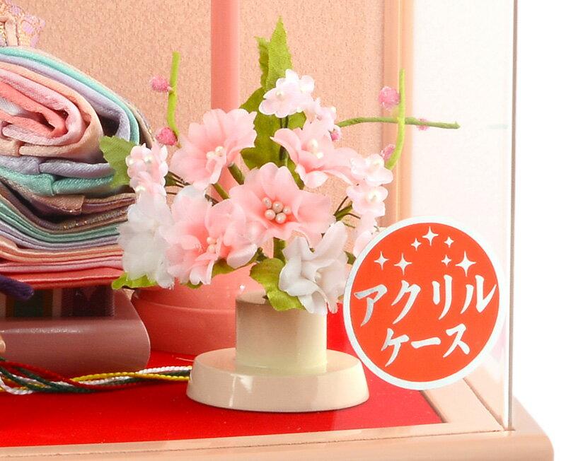 芥子二人 木製道具 パノラマアクリルケース