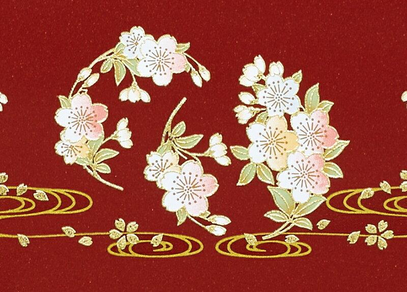 花ひいな 春彩 立姿雛 金駒刺繍 小三五親王