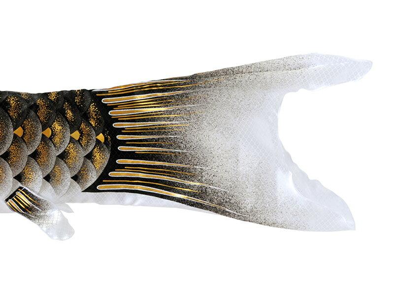龍吟鯉 かのこ翔龍吹流し 家紋入れ 名前入れ可能