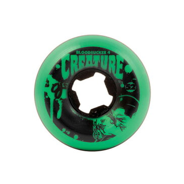 【オージェー ウィール】OJ Wheels BLOODSUCKERS 52/56mm 97A●Creature クリーチャー