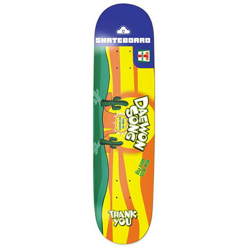 パーツ, デッキ  Thank You Skateboards DeckDAEWON COOLER 8.0