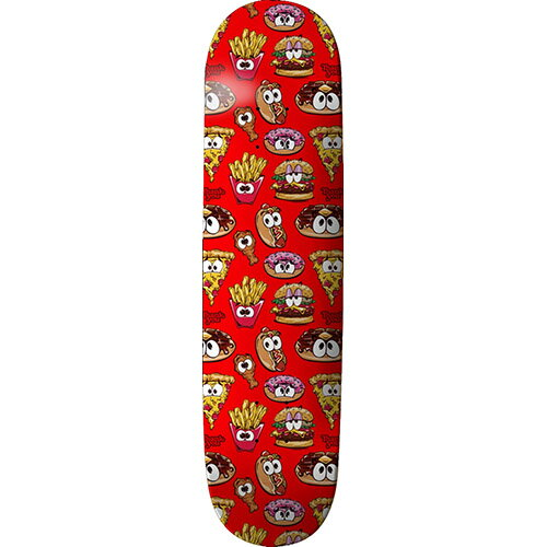 パーツ, デッキ  7.875 Thank You Skateboards Deck DAEWON SONG JUNK FOOD