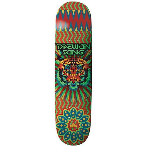 パーツ, デッキ  8.0 Thank You Skateboards Deck DAEWON SONG GEO TIGER