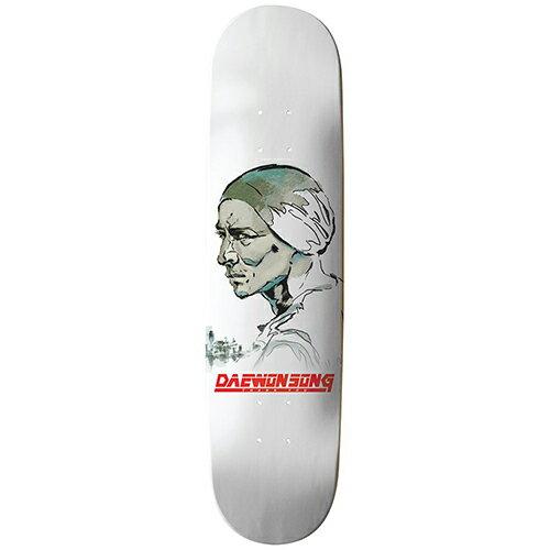 パーツ, デッキ  8.0 Thank You Skateboards Deck DAEWON SONG SOLID