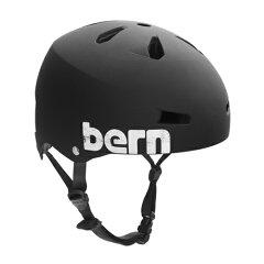 【バーン ヘルメット】BERN Helmet Macon Hardhat Brock Foam Matte Black●プロテクター パッド