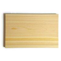 専門店の木製(国産ひのき)まな板400×240×30mm