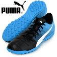 PUMA エヴォパワー4.3TT トレーニングシューズ 黒/青 103539-02
