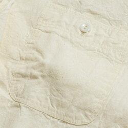 BUZZRICKSON'SバズリクソンズWHITECHAMBRAYWORKSHIRTBR25996送料無料日本製シャンブレー長袖白ホワイトアメリカ軍USN海軍ビンテージ