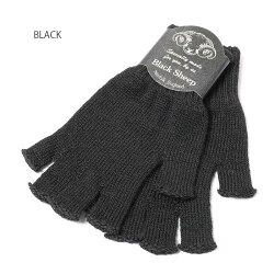BlackSheepブラックシープFingerlessKnitGlove