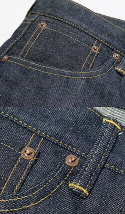 HINOYA×WAREHOUSE(ヒノヤ×ウエアハウス)Lot.1949HXX70thANNIVERSARYSpecialCollaborationJeans