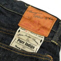 BURGUSPLUSバーガスプラスLot.95514.5ozNaturalindianindigoVintageJeans955-XX送料無料日本製国産ジーンズデニム