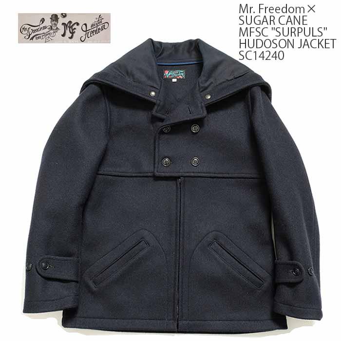 メンズファッション, コート・ジャケット Mr. FreedomSUGAR CANE MFSC SURPULS HUDOSON JACKET SC14240