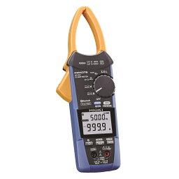 【メーカー直営,直送】AC/DCクランプメータCM4376 突入電流、モーター(電動機)始動電流も測定できる日置おすすめクランプメーター