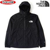 NORTHFACEノースフェイスジャケットJACKETマウンテンジャケットフードジャケットプレゼント付NFOA2S51NM9防寒ロゴ黒ジャケットブラックBLACKストリートプレゼント付送料無料