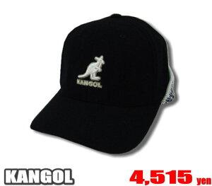 今からの季節にはピッタシのウールキャップの新作です!KANGOL(カンゴール)耳あて付きウールキ...