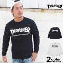 スラッシャー THRASHER ロンT Tシャツ 長袖 MA...