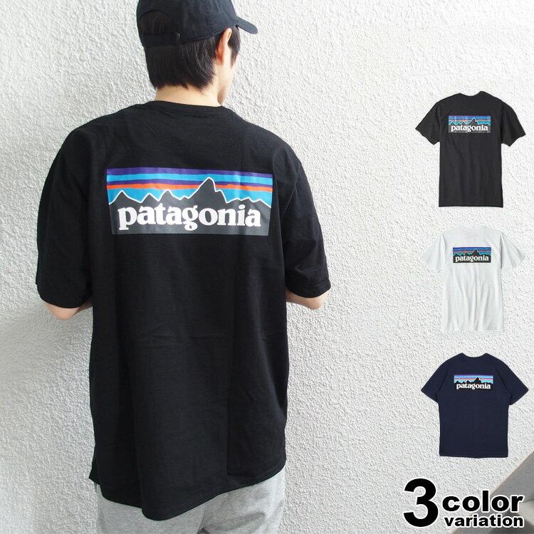 トップス, Tシャツ・カットソー patagonia T P-6 T EU (patagonia t 38504 )