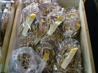章魚、tako魷魚幹光曬章魚、幹shitako、魷魚幹tako、*6個切片章魚-70g