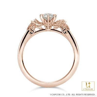 ブライダルジュエリー・アクセサリー, 婚約指輪・エンゲージリング  K18