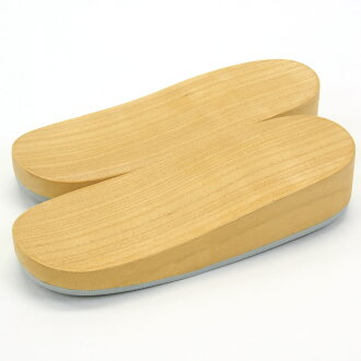 """It is easy to wear it without coming to have a pain in it! Clogs stand """"Funagata unvarnished wood"""" dw27 footwear maker Hirai original, wholesale 10P28oct13 fs2gm for women in Japanese dress ☆"""