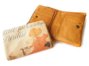 L型L字ファスナー折り財布/二つ折り財布◆スタンランミルク【送料無料】【HIRAMEKI./ヒラメキ】【楽ギフ_包装選択】