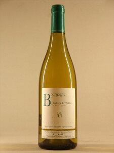 ドメーヌ・ジャン・リケール・ブルゴーニュ・ノーブル・テロワール[2011]【750ml】Jean Rijckaert Bourgogne Nobles Terroirs