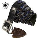 HTC エイチティーシー ベルト 12SHTCI073 DARK MIX
