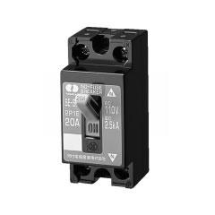 A no fuse breaker for Kawamura Electric SE2P2E30S divergence