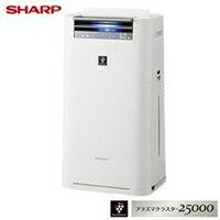 【SHARP】 シャープ 加湿空気清浄機 KIHS50-W