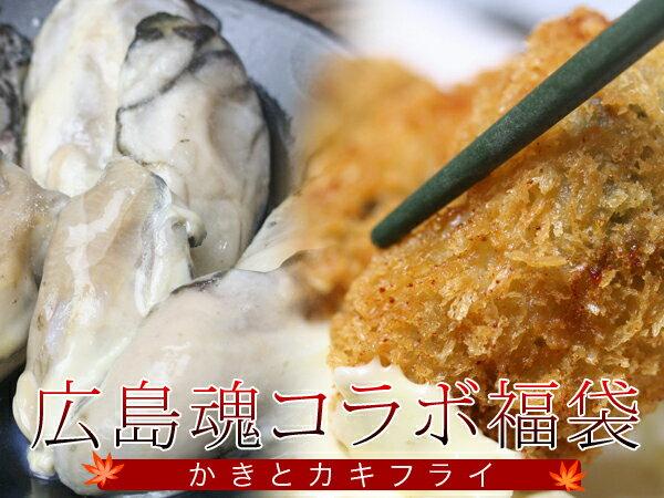 広島魂コラボ福袋【カキ&カキフライ】