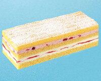 凍ったまま食べる!フローズンケーキストロベリー