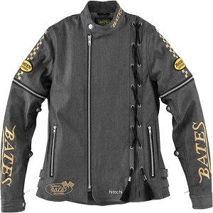 BJL-D1734ベイツBATES2017年春夏モデル2Way12ozデニムジャケット女性用リバーブルーMサイズ