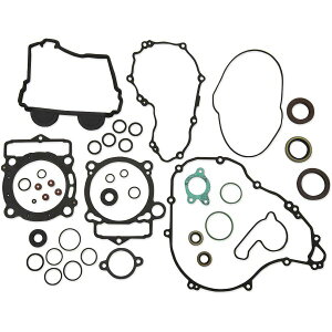【USA在庫あり】0934-5369ムースレーシングMOOSERACINGコンプリートガスケットオイルシール付16年以降KTM350SX-F