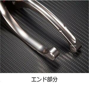 BU003-029-0803ユーカナヤU-KANAYAビレットレバーセットツーリングタイプ97年-02年ビューエルサイクロンM2シルバー