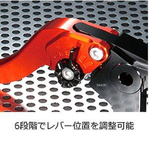DU053-071-0808ユーカナヤU-KANAYAビレットレバーセットツーリングタイプ16年以降ドゥカティハイパーモタード939SPオレンジ
