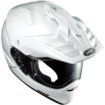 ショウエイ SHOEI オフロードヘルメット HORNET ADV 白 XLサイズ 61cm 4512048445850 HD店
