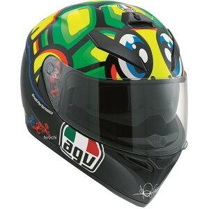 【メーカー在庫あり】030190E0-007-SエージーブイAGVフルフェイスヘルメットK-3SVTOPTARTARUGASサイズ(56-57cm)