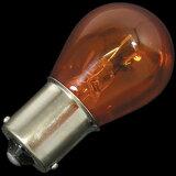 【メーカー在庫あり】 ネオファクトリー 12V21W BA15S ナス型 シングルバルブ オレンジ 001440 HD店