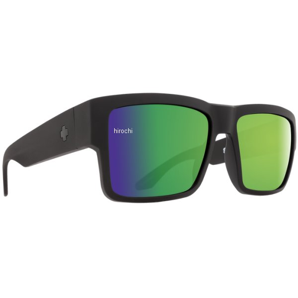 915cfedc09e7d7 フレームカラー:マットブラックレンズカラー:グリーンスペクトルのハッピーブロンズポーラー付属品:マイクロファイバーサングラスポーチ