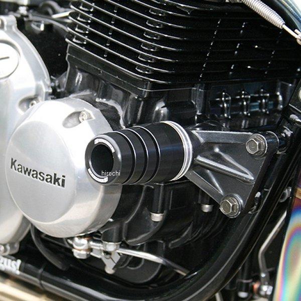 ストライカー STRIKER ガードスライダー 全年式 ゼファー1100 黒 SS-GS02B-F1 HD店