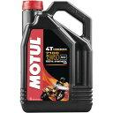 【USA在庫あり】 モチュール MOTUL 7100 100%化学合成 4スト エンジンオイル 15W50 4リットル 104299 HD店