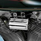 【USA在庫あり】 DRAG コイル カバー ビレット クローム 84年-94年、99年 FXR DS-373605 HD
