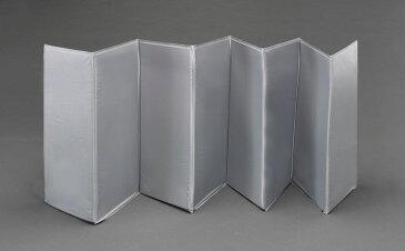【メーカー在庫あり】 エスコ ESCO 690x1850mm 床面養生マット 折りたたみ式 000012264727 HD店
