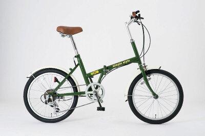 【在庫あり】 EA986Y-41 エスコ(ESCO) 20型 折りたたみ式自転車