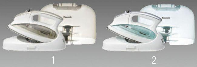 【メーカー在庫あり】 エスコ ESCO AC100V/1400W コードレススチームアイロン 000012211806 HD