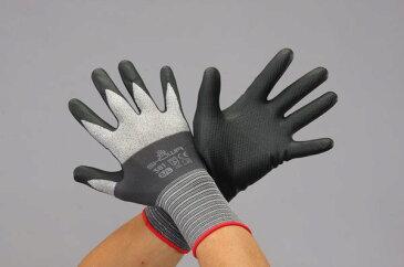 【メーカー在庫あり】 エスコ ESCO [M] 手袋(ナイロン・ポリエステル・ニトリルゴムコート) EA354GD-61 HD店