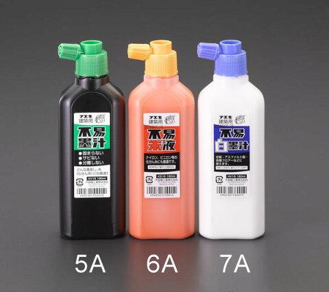 【メーカー在庫あり】 エスコ ESCO 180ml 墨汁 EA581DB-5A HD店