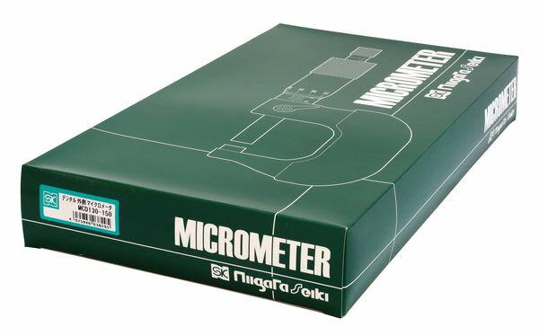 【メーカー在庫あり】 125-150mm デジタルマイクロメーター 000012291345 HD店