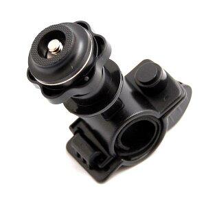 【即納】TAH-011C バイクマウント カメラ用 パイプ径Φ22.2mm~Φ25.4mm対応
