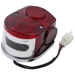 シフトアップ 4L レプリカ クラシック LED テールライトキット ブラッドレッド モンキー 205090-09 HD店